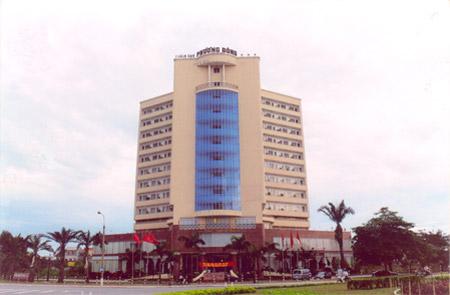 Khách sạn Phương ĐÔng sử dụng tủ sấy bát công nghiệp