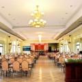Không gian tổ chức sự kiện của nhà hàng Vạn Tuế