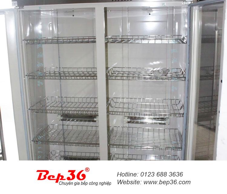 Sản xuất tủ sấy bát công nghiệp TSB003