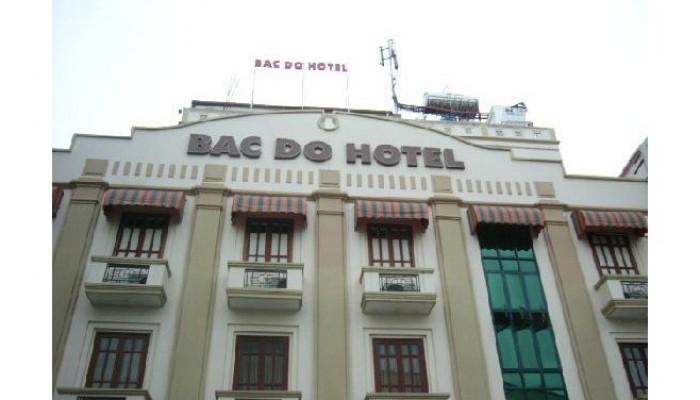 Khách sạn Bắc Đô dùng tủ sấy bát công nghiệp