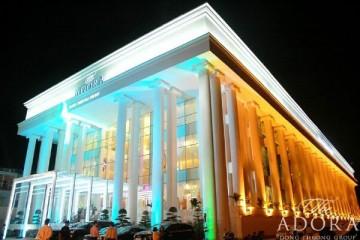 Bep36 cung cấp bàn mát cho trung tâm yến tiệc The Adora Nguyễn Kiệm