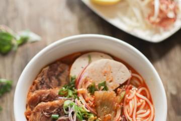 Các món bún, phở – nét độc đáo trong ẩm thực Việt Nam