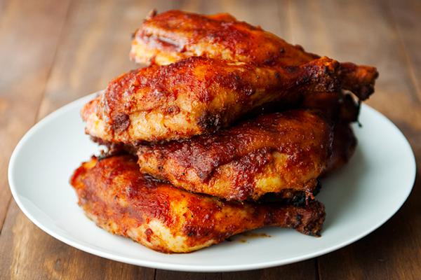 Làm gà nướng BBQ thơm ngon hấp dẫn