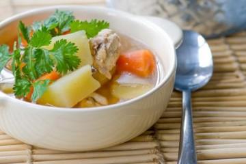 Khoai tây hầm xương – món ngon cho mọi gia đình