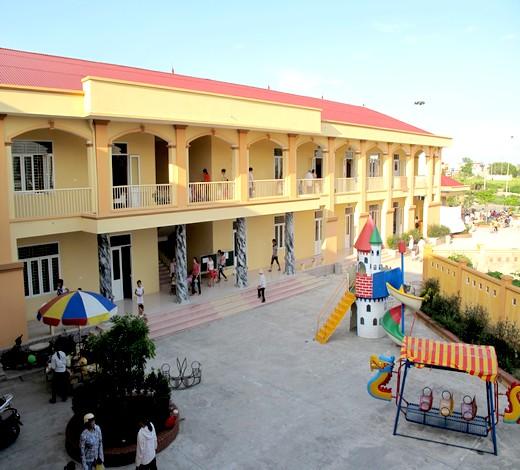 Trường mầm non Phượng Hồng