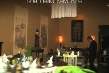 Nhà hàng cao cấp Nam Kha tiết kiệm điện với tủ đông công nghiệp