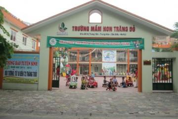 Trường mầm non Trăng Đỏ với những cải tiến trong công tác giáo dục trẻ