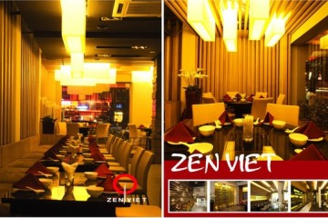 Đầu bếp nhà hàng Zen Việt hào hứng khi có tủ đông công nghiệp
