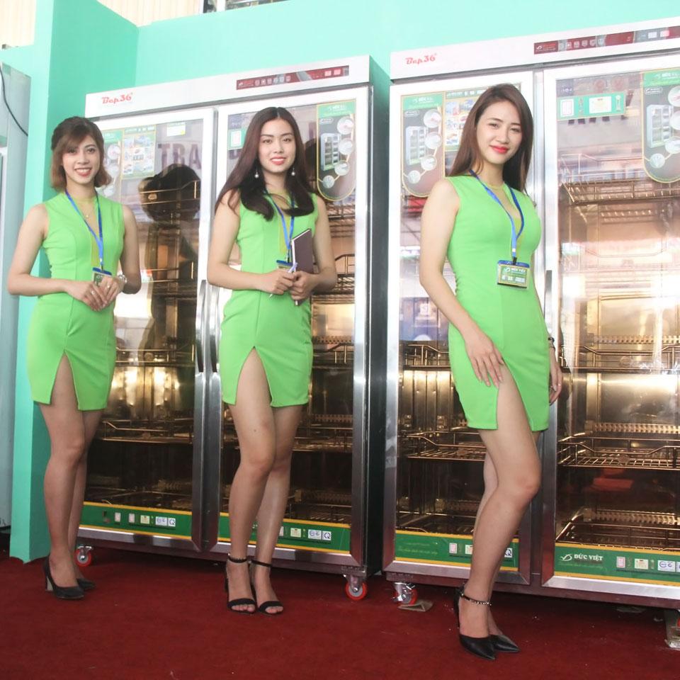 Tủ sấy bát nhập khẩu cao cấp tại Hà Nội